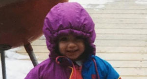 Guess Who This Bundled Up Baby Turned Into!