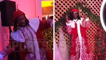 Rams' Todd Gurley Dances at Christmas Party, What Knee Problems?