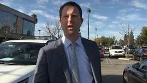 David Charvet's Lawyer Says Jermaine Jones Is Dangerous, And Charvet's Scared