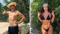 Stars On Holiday ... See Who's Trippin' Out For Christmas!