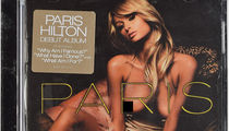 Paris Hilton Debut CD Spoofed By Banksy Hits Auction Block