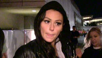 JWoww's Ex-BF Busted After Allegedly Trying to Extort $25k From Her