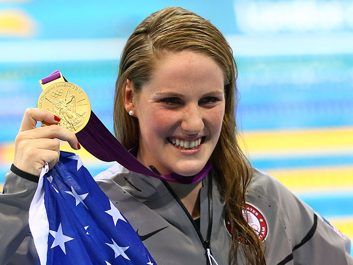 5ce3cc8ad14 Olympic Gold Medalist Missy Franklin Retires From Swimming At 23 Years Old