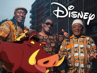 Disney Stole 'Hakuna Matata' Phrase From Kenyan Band Them Mushrooms, Singer Claims