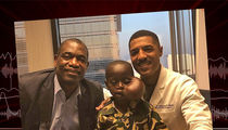 Child Dikembe Mutombo Brought to U.S. Required CPR After Cardiac Arrest