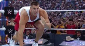 THIS Is How John Cena Feels About The Idea Of Rob Gronkowski To WWE
