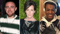 Celebrity Deaths in 2018 Include More Tragic Suicides, ODs and Murder