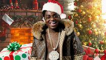 Kodak Black Plays Santa Claus Donating Toys to 150 Kids in Florida