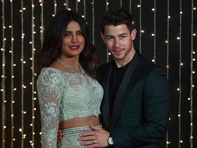 Nick Jonas & Priyanka Chopra Cap Off Wedding Festivities with Bollywood Pals