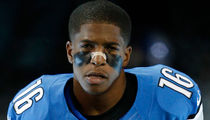 Ex-NFL Star Titus Young Released From Prison In Violent Assault Case