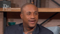 Orlando Brown Explains Snake Eye Contacts on 'Dr. Phil' Intervention Episode