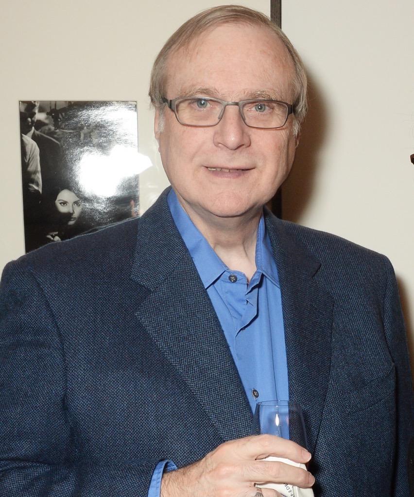 Paul Allen (1953-2018)