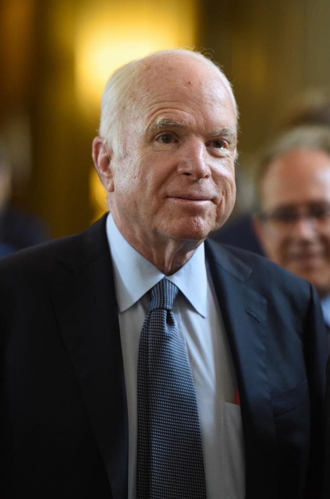 John McCain (1936-2018)