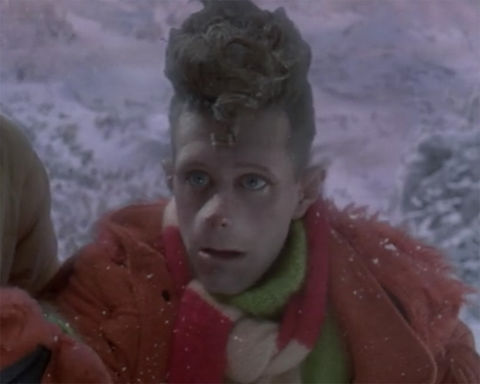 "T.J. Thyne played the door-touching Stu Lou Who -- and big brother to little Cindy Lou Who, played by Taylor Momsen -- in the seminal 2000 film, ""How the Grinch Stole Christmas."""