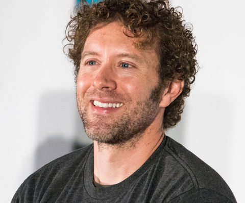 T.J. Thyne -- now 43 years old -- was recently photographed looking merry.