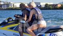 Cardi B and Offset Together on a Jet Ski in Puerto Rico!!!