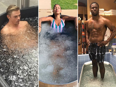Stars In Ice Baths -- Feel The Brrr-n!