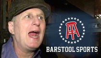 Barstool Sports Countersues Michael Rapaport for $400k, Defends Herpes Remarks