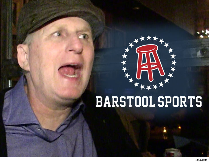 093e0a5abb Michael Rapaport has no business suing anyone for saying he has herpes ...  because he himself has said it ... according to the countersuit Barstool  Sports ...