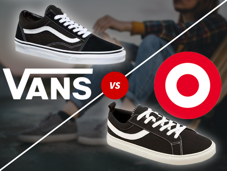 6ec313514e Vans Sues Target for Knocking Off Old Skool Shoe