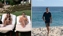 Kourtney K, Sofia Richie & Scott Disick Vacation Together in Mexico