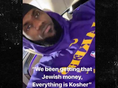 LeBron James and 21 Savage Apologize for 'Jewish Money' Line