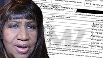 Aretha Franklin Owes IRS Almost $8 Million in Back Taxes and Penalties