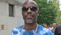 DMX Getting Out of Prison in One Month, He's Got Family and Movie Offers on the Brain