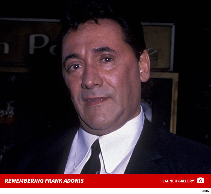 IMG FRANK ADONIS, Actor,