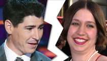 'The Conners' Star Michael Fishman Splitting With Wife Jennifer Briner