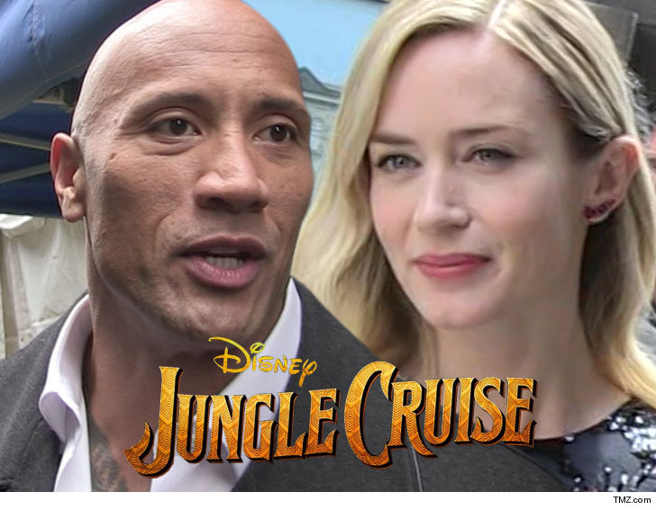 The Rock Got Paid 13 Million More Than Emily Blunt For Disneys