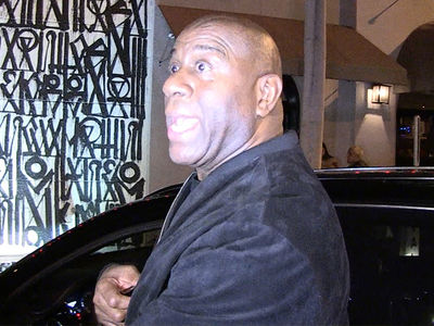 Magic Johnson Not Panicking Over LeBron Injury, Here's the Plan ...