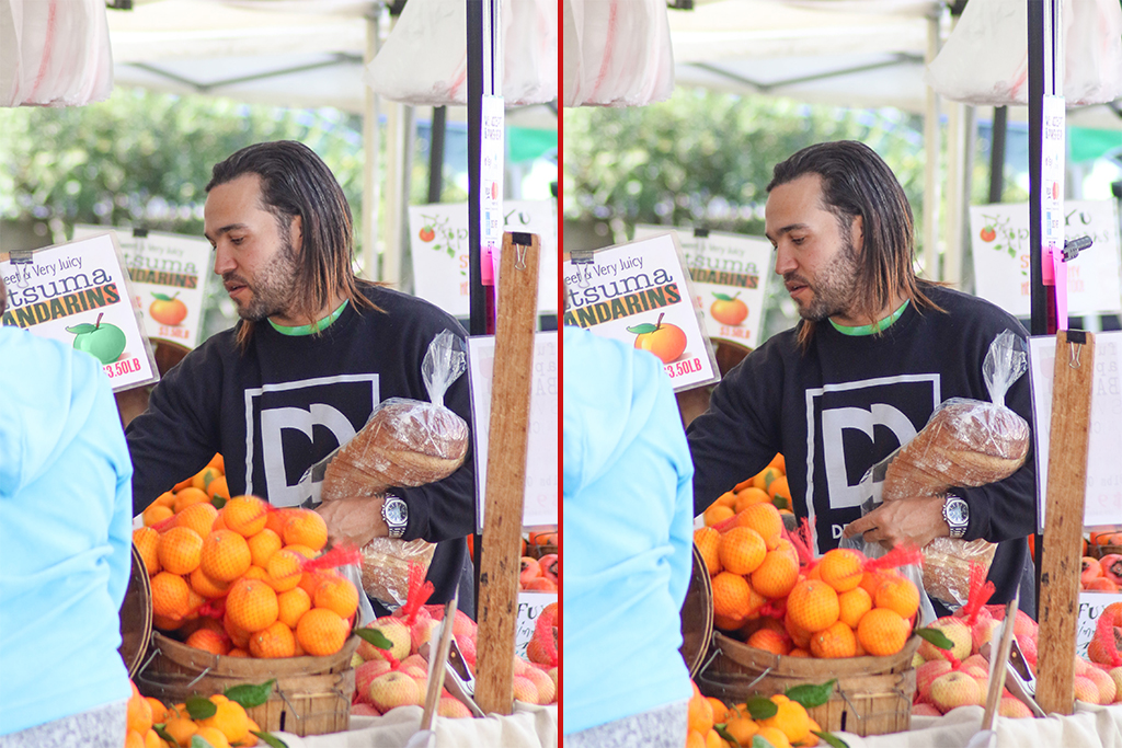Can you spot the THREE differences in these Pete Wentz photos?
