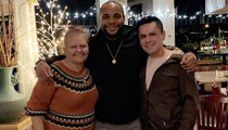 Daniel Cormier Picks Up $300 Restaurant Bill For Woman Battling Cancer