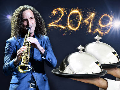 Kenny G's Headlining in Napa for NYE But the Menu's Just As Impressive
