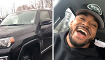 Jamal Adams Says Jets O-Line Stole Sam Darnold's Wheels, Your Xmas Gifts Sucked!!