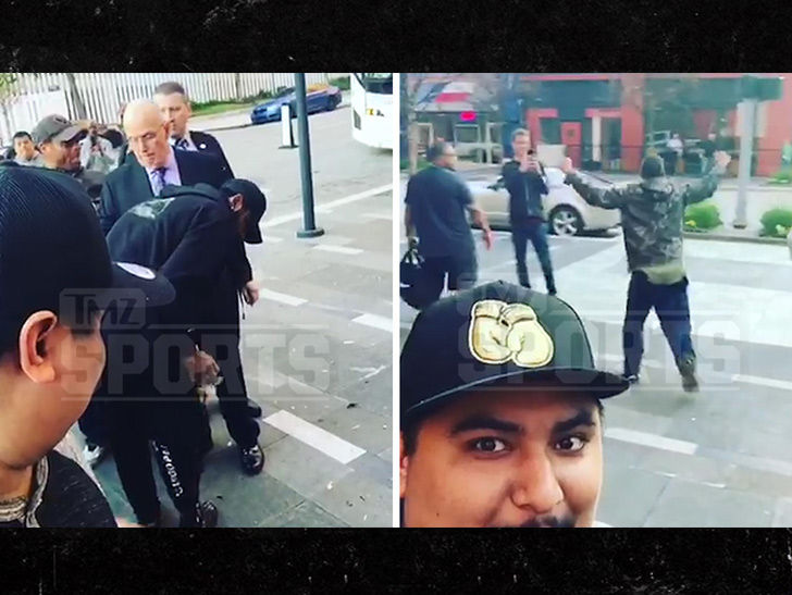 c91cb336136d8 Kyrie Irving Gifts Wad of Cash to Homeless Man