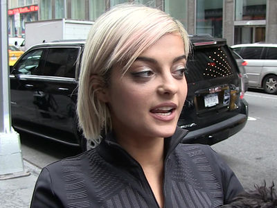 Bebe Rexha Tells Married NFL Star to Stop Hitting on Her