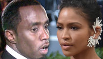 Cassie Curves Ex, Diddy, With Photo of Her Kissing a New Man