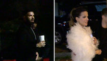 Drake Brings Out All the Stars for His New Year's Eve Champagne Party