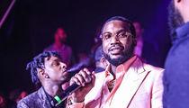 Meek Mill, Nicki Minaj and Lil Wayne Celebrate New Year's Eve in Miami