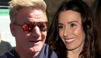 Gordon Ramsay Announces Wife is Pregnant