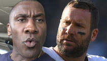 Shannon Sharpe Ethers Ben Roethlisberger, 'Finger Pointing, Terrible Leader'