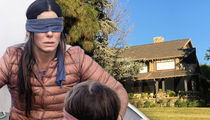 'Bird Box' Home Becomes Unexpected Tourist Attraction