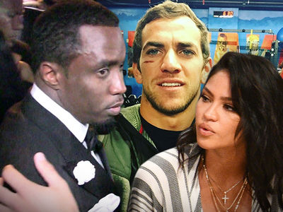 Diddy Sources Say Cassie Betrayed Him By Sleeping with Trainer, But She Says BS