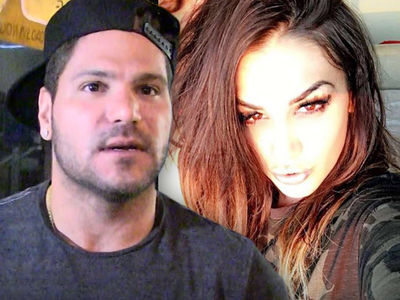 Ronnie Ortiz-Magro Named Person Of Interest In Alleged Burglary At Jen Harley's Home