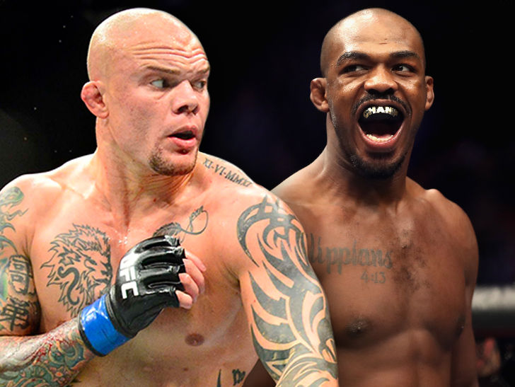 Jon Jones Set to Fight Anthony Smith at UFC 235