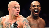 UFC's Anthony Smith Says He's In Talks to Fight Jon Jones