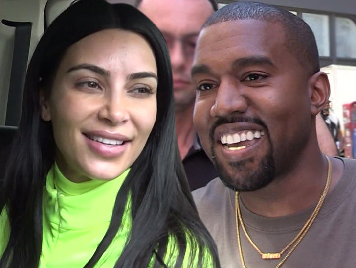 Kim Kardashian & Kanye West Expecting Fourth Child, a Boy, Via Surrogate