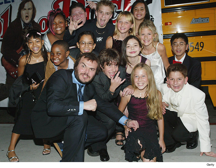 School Of Rock Kids Reunite For The Holidays Celeb Hype News